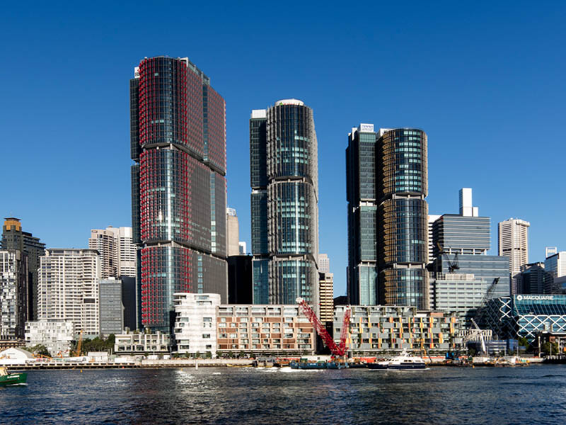 The Australian Computer Society at its Barangaroo digs
