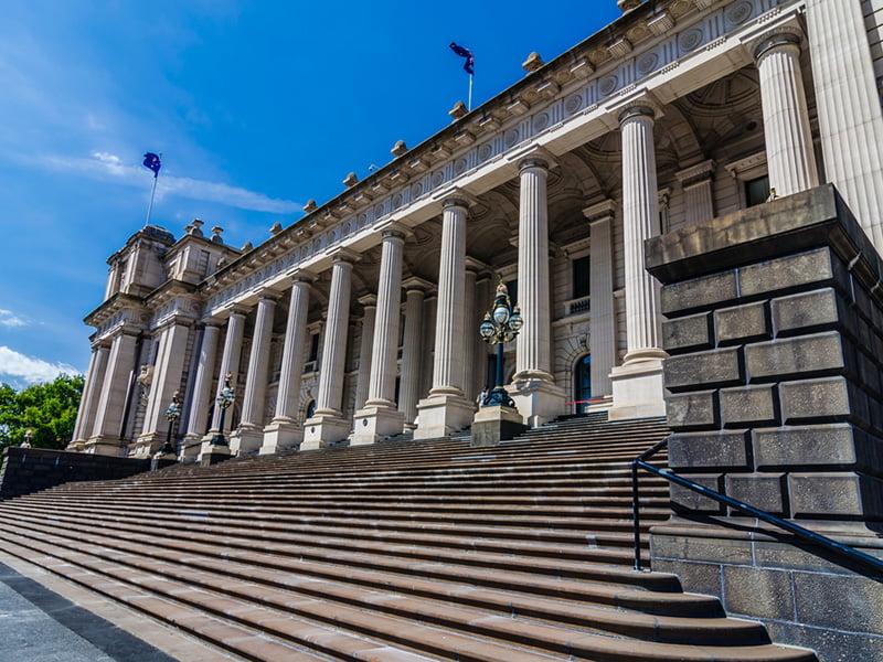 Parliament House Melbourne, VIC