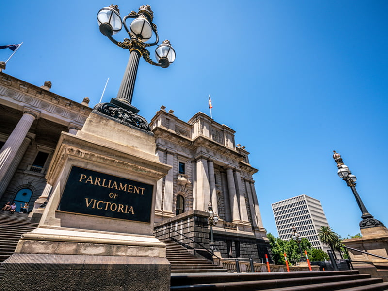 Parliament House Melbourne, VIC