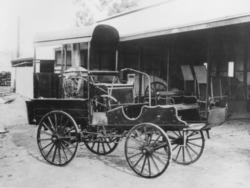 Shearer Car