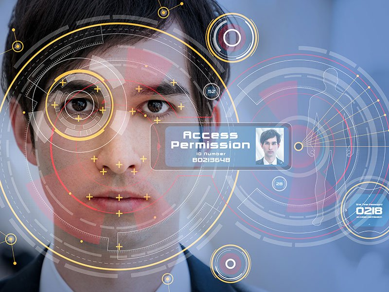 Digital ID facial recognition