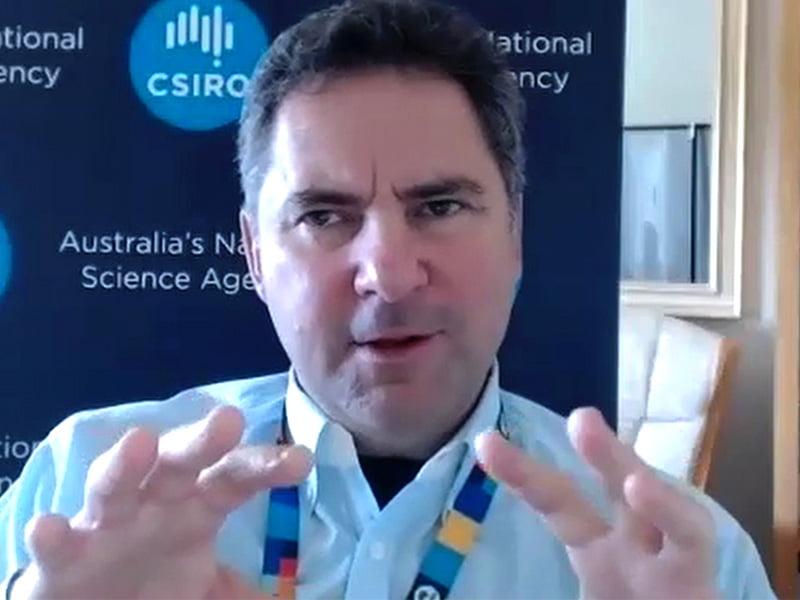 CSIRO Larry Marshall
