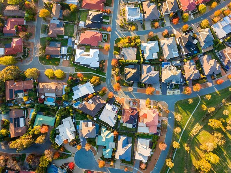 suburbs city covidsafe