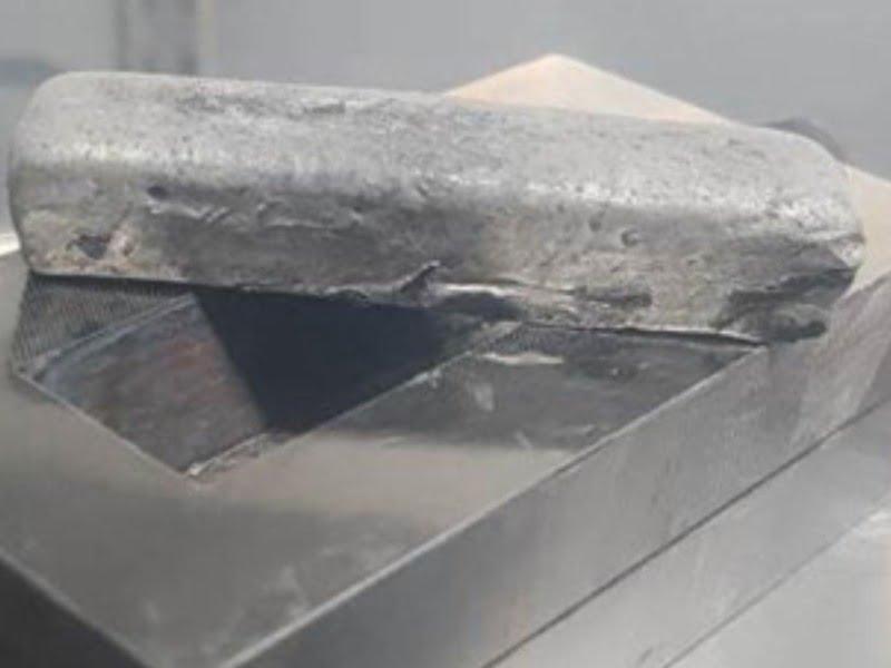 Rare earth ingot manufacturing