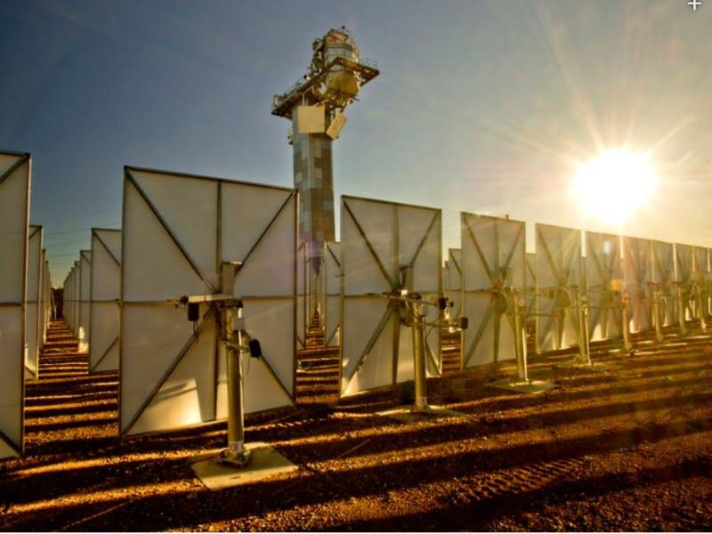 CSIRO Solar Panels