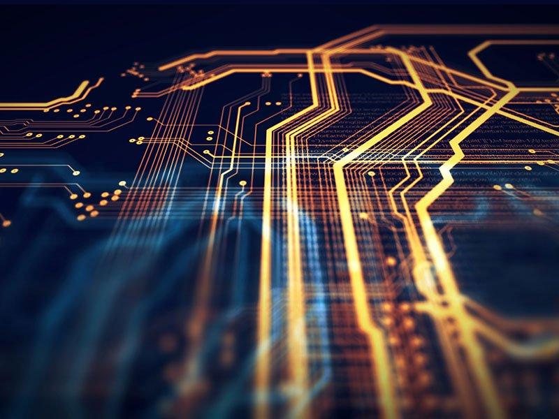 Tech circuit board privacy