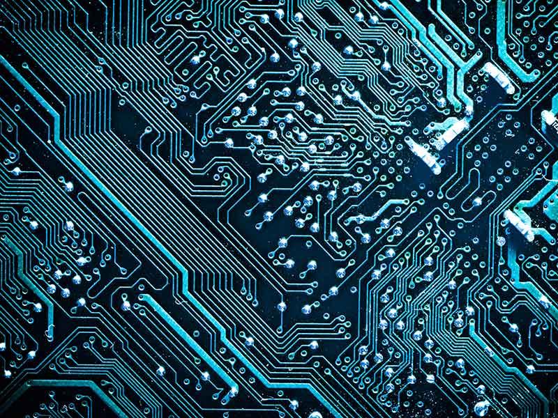 cybersecurity electronics