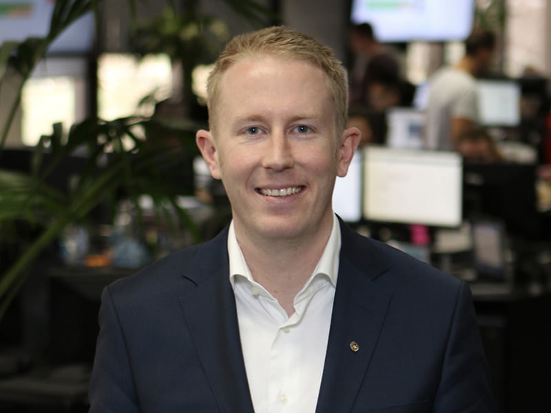 Dane Eldridge CEO 4mation