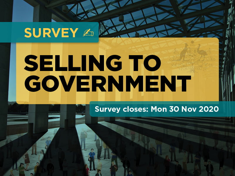 Selling to government innovationaus