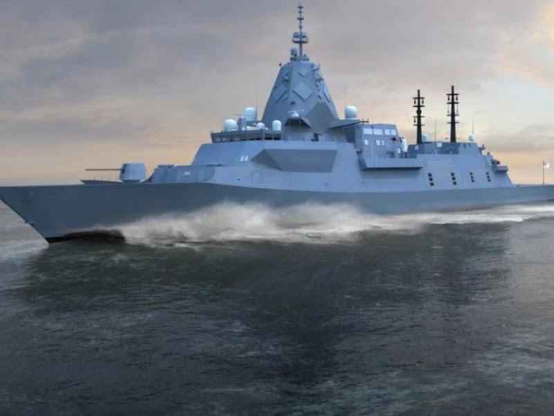 Hunter class frigate