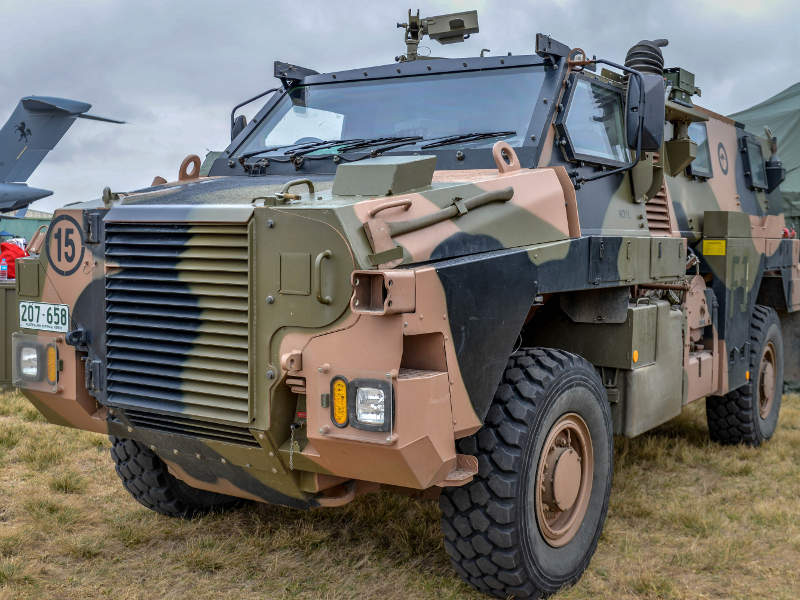 Defence Bushmaster