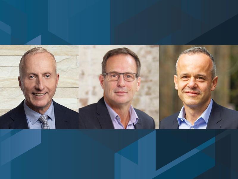 Mike Trovato, James Riley, Thomas Fikentscher