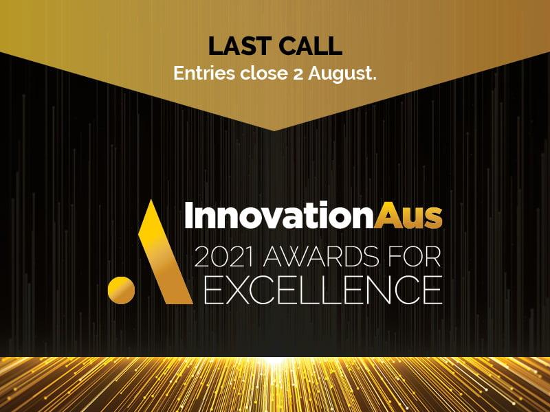 InnovationAus Awards last call