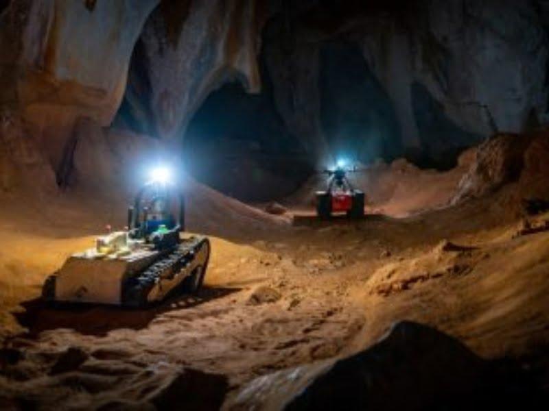 Subterranean challenge